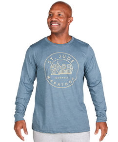 Unisex St. Jude Memphis Marathon Circle Skyline T-Shirt