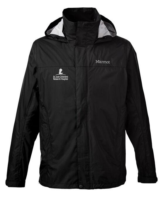 Marmot PreCip Unisex Black Jacket