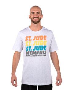 Unisex St. Jude Repeat Design T-Shirt