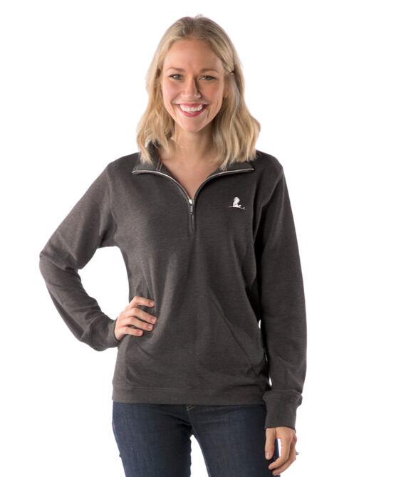 Ladies 1/2 Zip Pullover - 2X