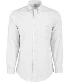 Brooks Brothers Non Iron Dress Shirt - White