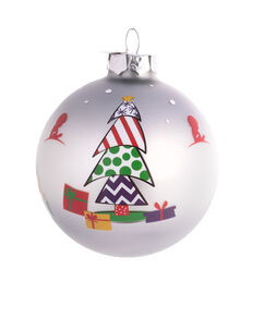 "Christmas Tree 3"" Ornament"