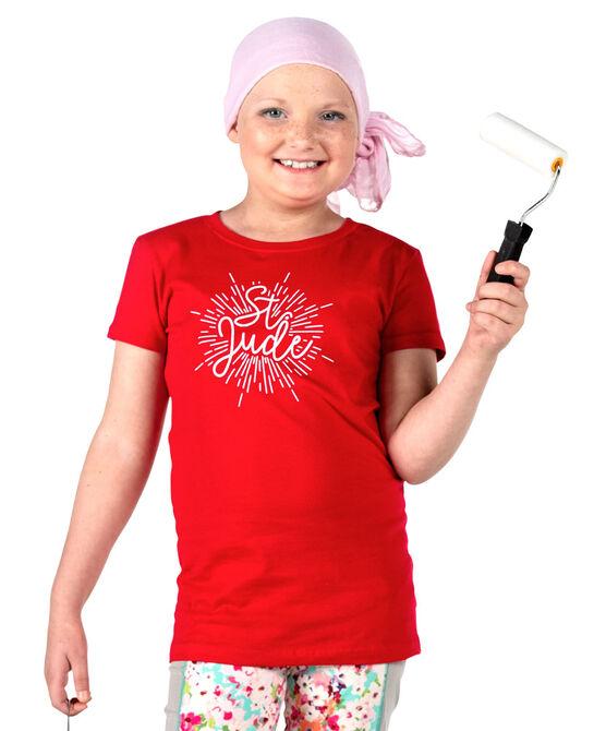 Youth St. Jude Starburst T-shirt
