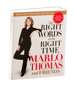 The Right Words at the Right Time - Hardcover