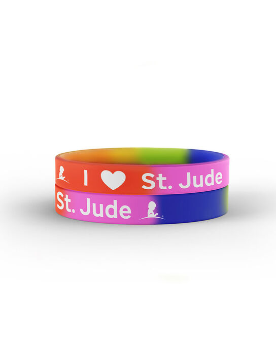 I Love St. Jude Wristband