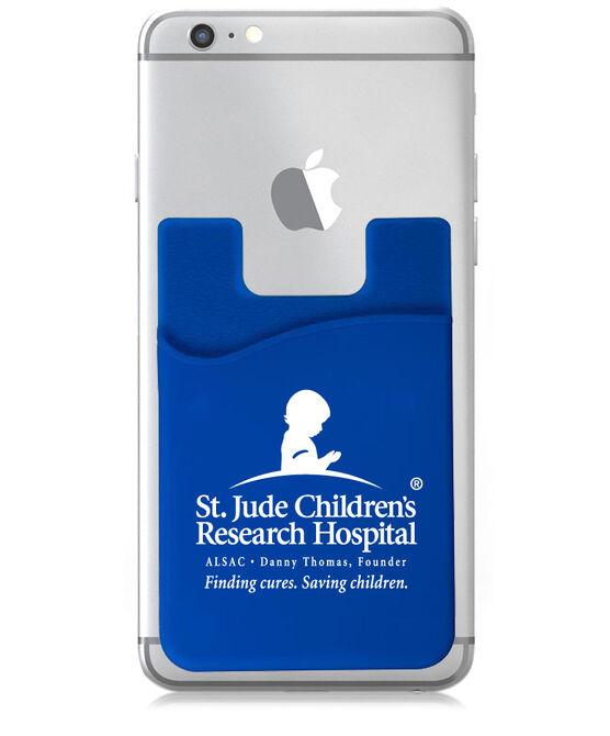 Smart Phone Wallet - Blue