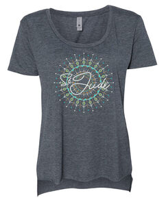 Shimmer Web Design T-Shirt