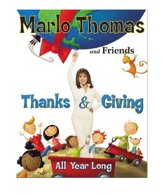 Thanks & Giving All Year Long - Story Book