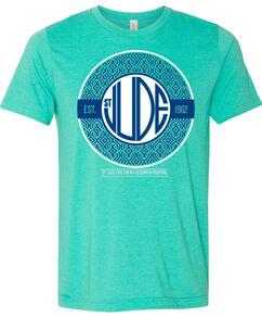 Unisex St. Jude Monogram T-Shirt