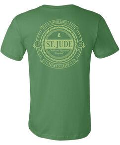Collegiate Crest Design T-Shirt