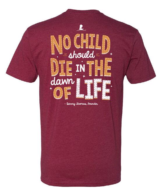 No Child Stitch Design T-Shirt