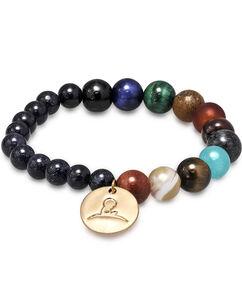 Multi Colored Galaxy Bead Bracelet