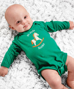 Infant Rocking Horse Onesie