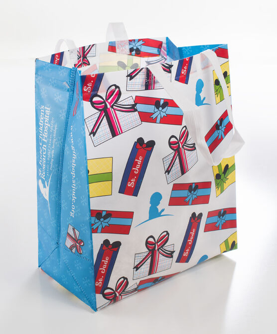Reusable Patient Art Tote - Presents