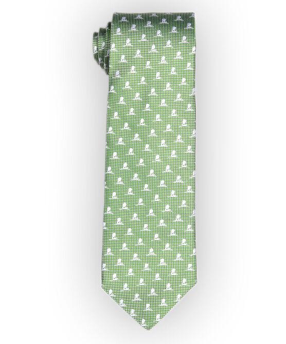 Brooks Brothers® Green Silk Tie