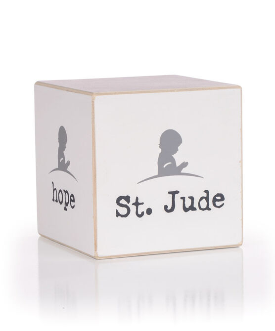 Inspirational Words Wooden Cube
