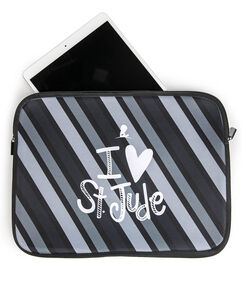 I Love St. Jude Laptop Sleeve