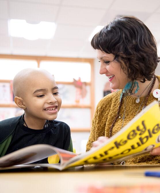 Donation of School Workbooks
