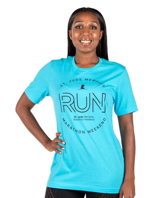 Unisex St. Jude Memphis Marathon Run T-Shirt