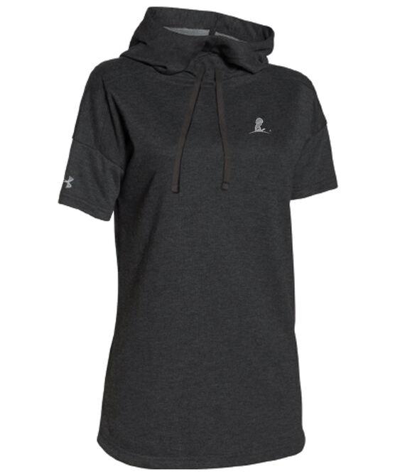 Ladies' Under Armour Short Sleeve Hoodie