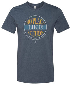 Circle No Place Like St. Jude T Shirt
