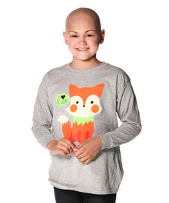 Kids Cute Fox T-Shirt