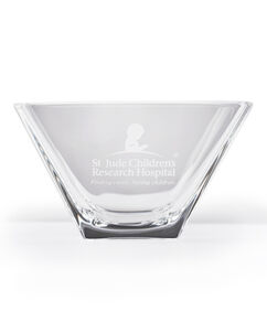 Crystal Glass Bowl