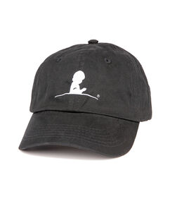 Youth Baseball Cap - Black