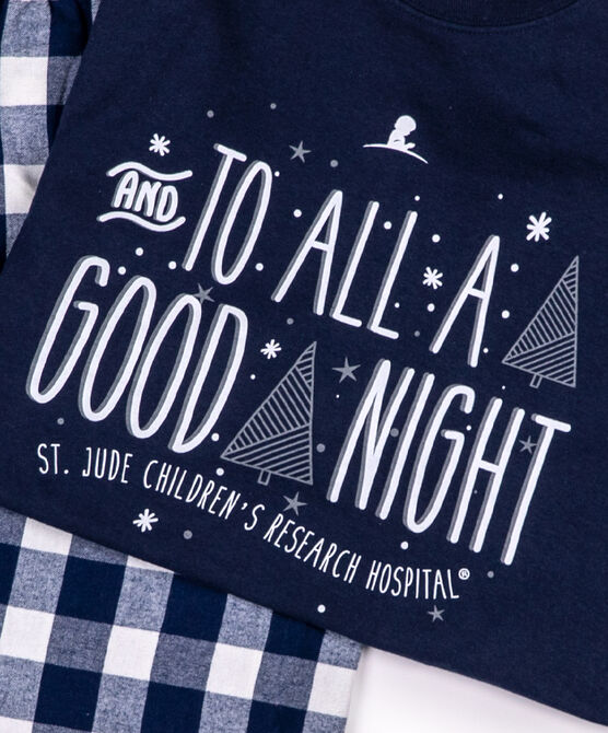 To All A Goodnight Pajama Sets for the Family