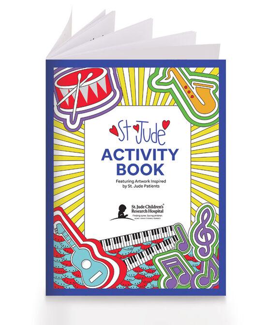 Patient Art-Inspired Activity Book