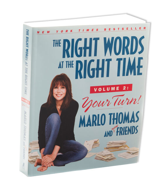 The Right Words at the Right Time -Volume 2 - Paperback