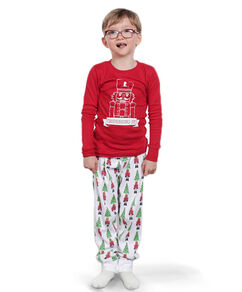 Toddler Nutcracker Pajamas