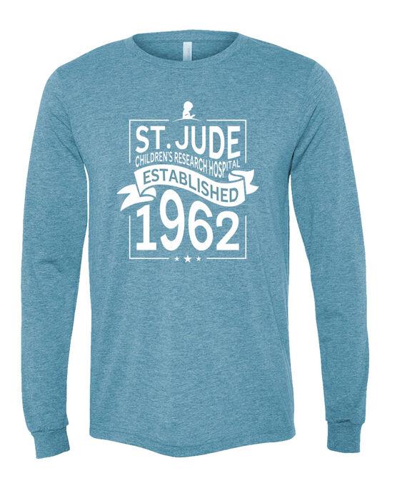 Unisex 1962 Blue T-Shirt