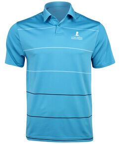 Under Armour Men's Multi-Striped Golf Shirt