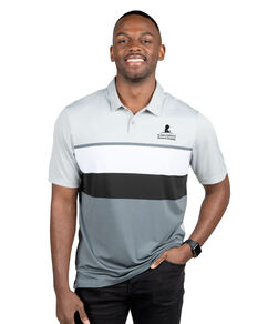 Adidas Horizontal Colorblock Golf Shirt