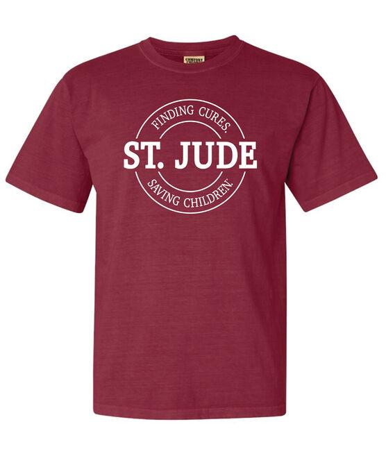 St. Jude Circle T Shirt