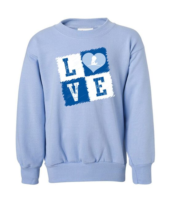 Youth St. Jude LOVE Sweatshirt