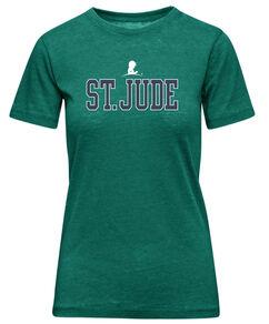 Women's St. Jude Burnout Jersey Tee