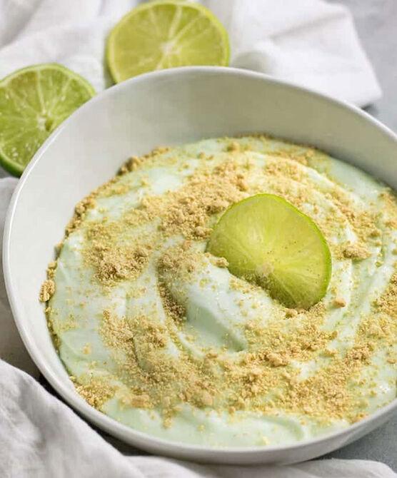 Key Lime Pie Cheesecake Dip Mix