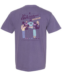 Women Graphic End Cancer Together T-Shirt