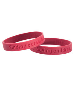 St. Jude Supporter Wristband