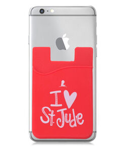 I Love St. Jude Smart Wallet