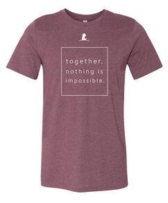 Together Box Maroon T-Shirt