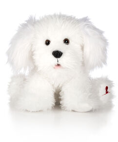 """Zoey""  Puppy Plush"