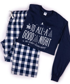 Adult To All A Good Night Pajama Set