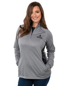 Women's Adidas Quarter-Zip Lightweight Pullover