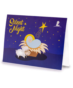 Nativity Holiday Greeting Cards - Set of 10