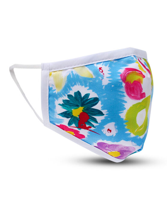 Patient Art Inspired Stella Adult Face Mask with Filter Pocket