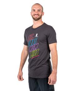 Unisex St. Jude Marathon Neon Design T-Shirt