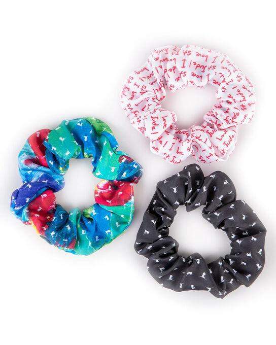 Patient Art Inspired Scrunchie 3 Pack